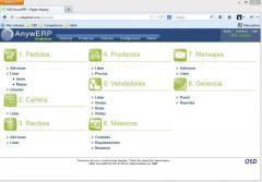 OSD AnywERP - Automatización Fuerza de Ventas