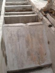 Construcción de plantas de tratamiento de aguas residuales agropecuarias