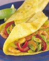 Тacos de tortillas de maiz