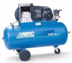 Arrendamiento de compresores del aire