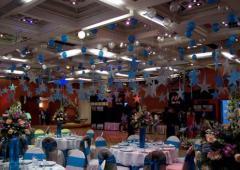 Organización de bodas y cumpleaños