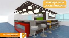 Diseño de oficinas y sitios públicos