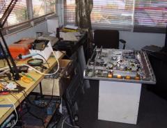 Reparación de televisores de plasma
