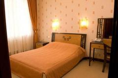Habitaciones en el hotel: Suite
